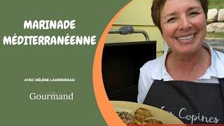MARINADE À LA MÉDITERRANÉENNE POUR LE POULET OU LE TOFU SUR LE BBQ - Le garde-manger d'Hélène (50)