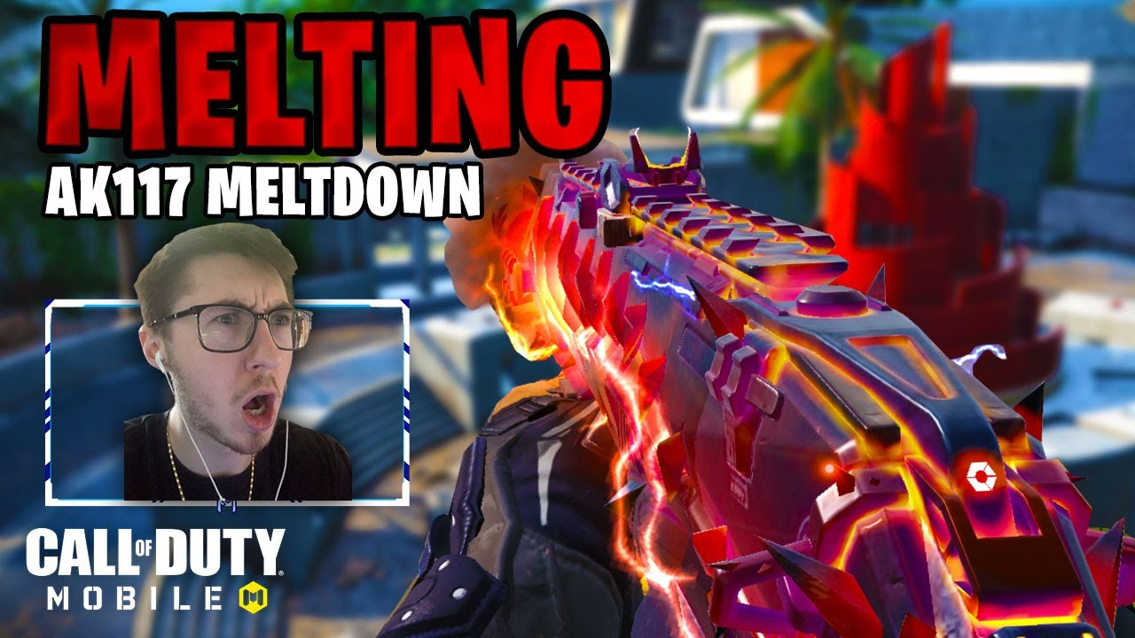Literally Melting with the AK117 Meltdown! Legendary Ranked CoD Mobile Gameplay