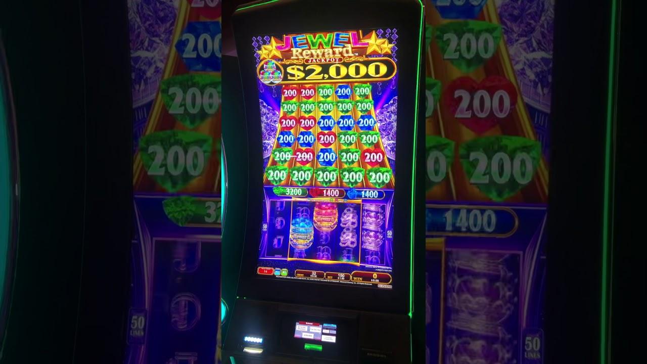 Magic Jewels Slot Machine