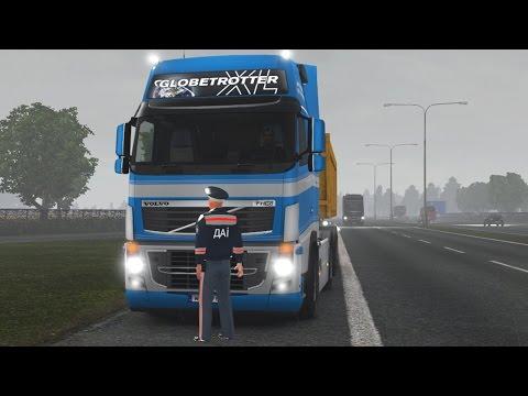 Едем в Днепр (Украина) -  Euro Truck Simulator 2