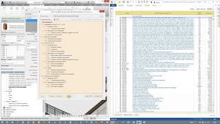 Modulo (Pro) di ArchVISION RP per redigere ed organizzare i computi in strutture WBS multilivello precedentemente organizzate in PriMus ma presenti, eventualmente, anche in parametri globali in Revit