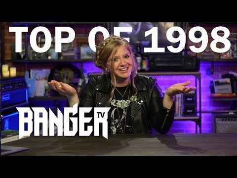 TOP 5 METAL ALBUMS OF 1998 as chosen by you | Overkill Reviews