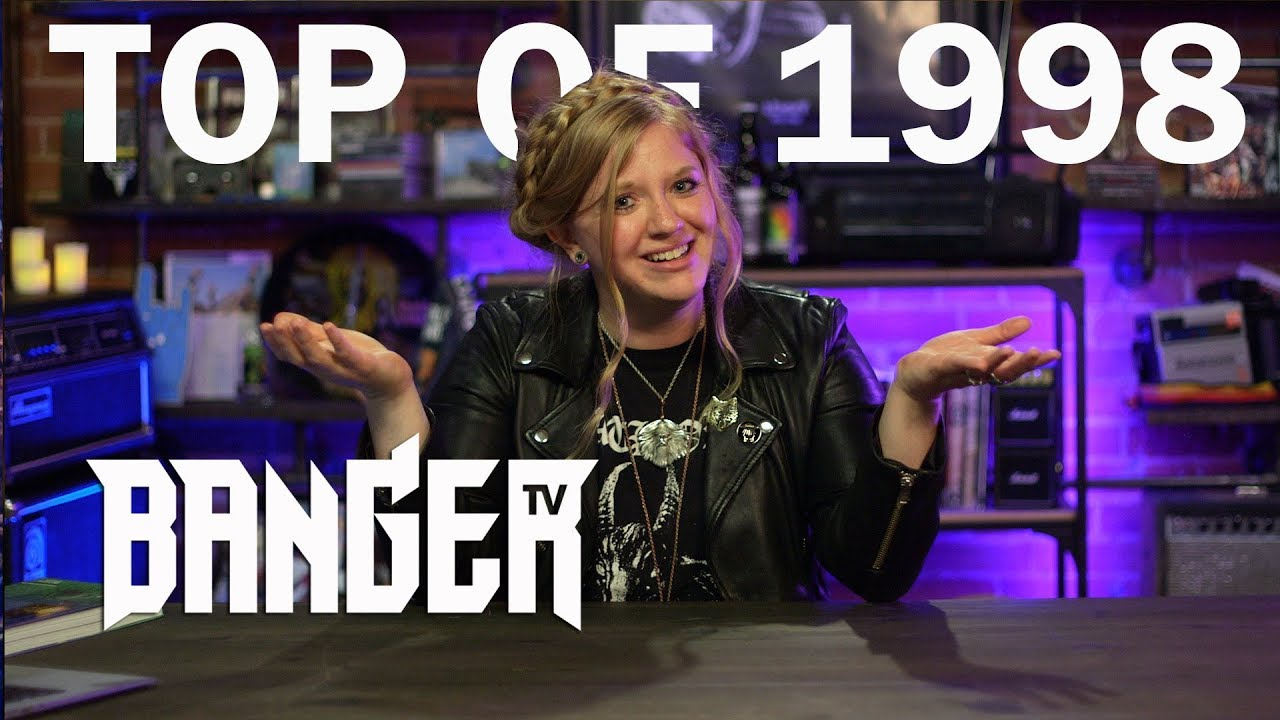 TOP 5 METAL ALBUMS OF 1998 as chosen by you | Overkill Reviews episode thumbnail