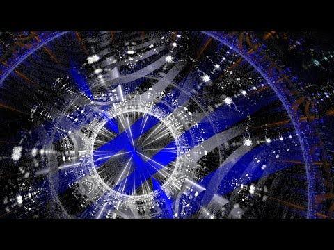 Listen EmRys - Inner Garden - psychill, epic slow trance - fractal HD animation