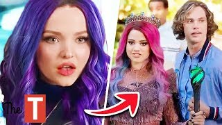 15 Unanswered Questions In Descendants 3