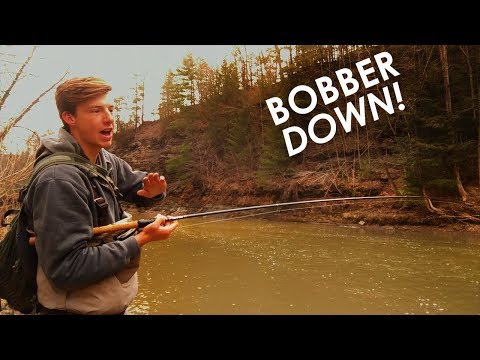 Float Fishing Steelhead - Tips, Tricks, And BOBBER DOWNS!