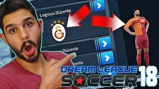 Video Logo ve Forma Ekleme + ONLİNE Maç! - Dream League Soccer 2018 download MP3, 3GP, MP4, WEBM, AVI, FLV Oktober 2018