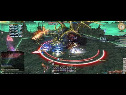 Level 60 Black Mage Rotation V3 - 1130DPS @6mins | Final