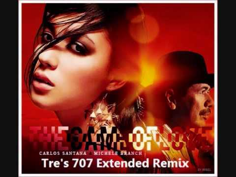 Santana featuring Michelle Branch - Game of Love (Tre's 707 Extended Version)