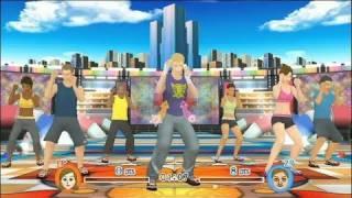 Exerbeat - Wii - Martial Arts Programs: Boxercising