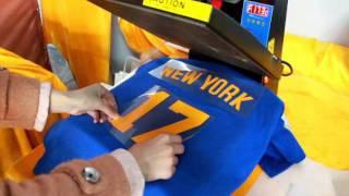 DIY Jeremy LIN T-shirt NEW YORK KNICKS 17 Basketball Star 000000