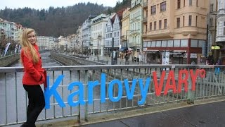 Карловы Вары *  Достопримечательности *  Karlovy Vary(Это видео о том, что путeшевствовать зимой тоже можно!!! Чехия, Карловы Вары. Город отдыха. Наверно, Eдинственн..., 2016-03-21T21:00:46.000Z)