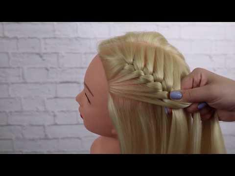 Как заплести 2 косички! Урок по плетению кос / Two Easy And Simple Braids