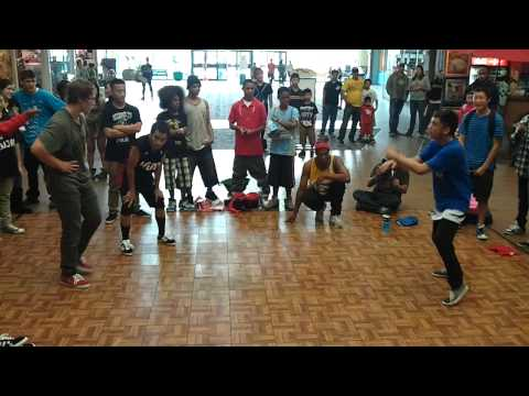 Cypher King Final Battle @Anchorage Northway Mall 2011