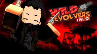The ultimate shooting showdown... | Wild Revolvers Roblox Live Stream