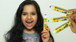 Pre-School Toddler Learning Colors color  pencils