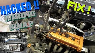 HACKED SWAP WIRING FIX!!!!!    HSG EP. 5-18