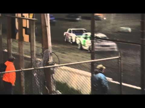 Kankakee County Speedway (6/1/12) UMP Street Stock A-Main