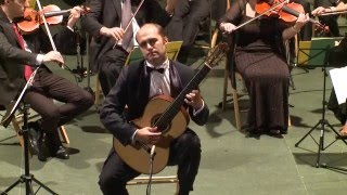 Rovshan Mamedkuliev, 1st Prize at the 48th  Int. Pittaluga guitar competition 2015