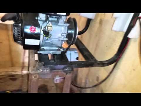 Off grid solar homestead ( Q & A on backup Generators )