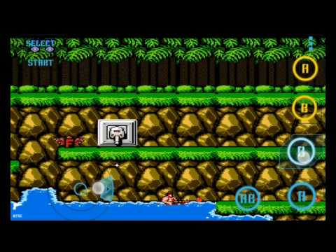 Download And Play Contra Games On Android