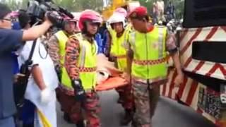 Malaysia Bus Crash Tragedy : 37 killed In Plunge Into Ravine