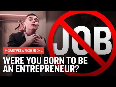 Were You Born To Be An Entrepreneur?