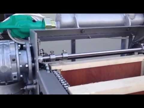 APITEC - UNCAPPING MACHINE WITH FEEDER FRAME