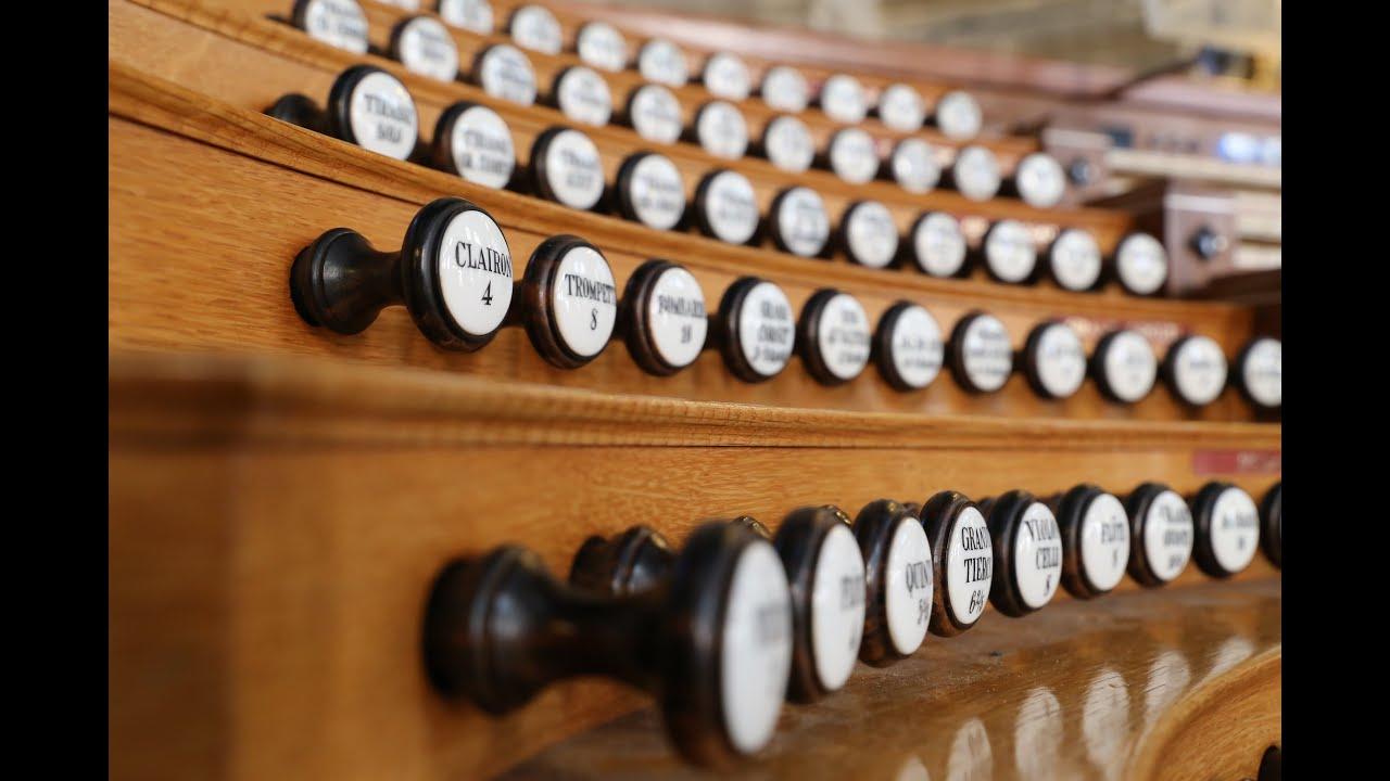 Le Grand Orgue de Saint Eustache