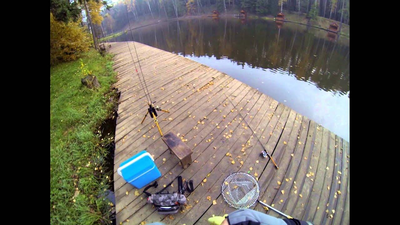 рыбалка в москве платники