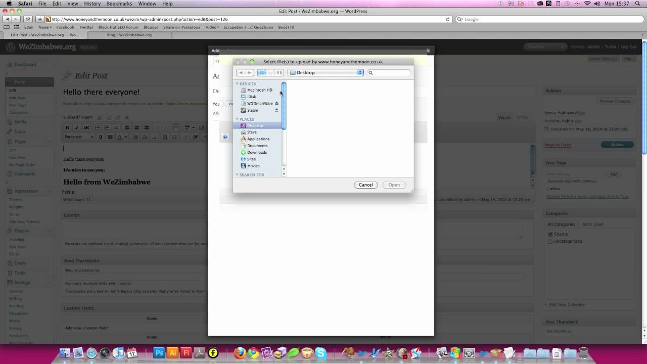 Wordpress tutorial how to add images to posts and pages in wordpress tutorial how to add images to posts and pages in wordpress wordpress tutorial video baditri Images