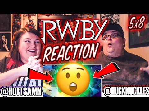 RWBY Volume 5: Chapter 8 - Alone Together REACTION!!