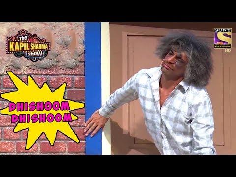 Jacqueline Fernandez Beats Dr. Gulati – The Kapil Sharma Show