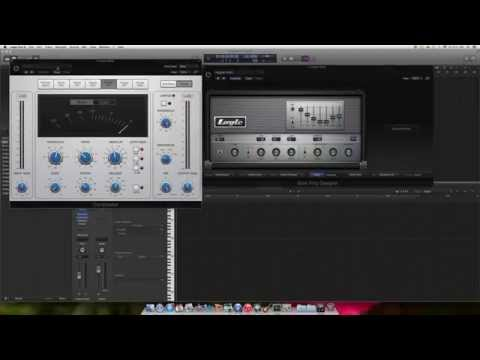 Full Reggae Production Tutorial with DM Kahn and Logic Pro X