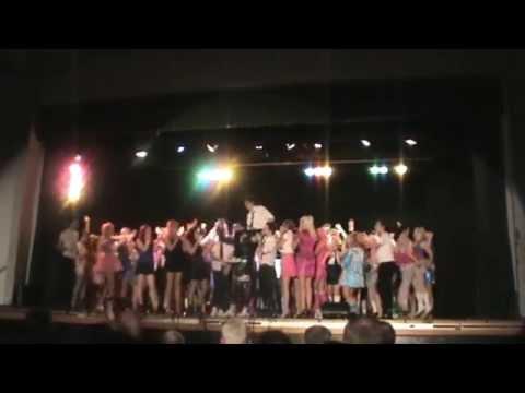 Year 12 Act - Magdalene Shines 2011