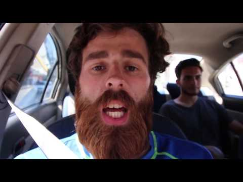 Getting OUT of Turkey   Peter Ambis Travel VLOG Travelling Beard