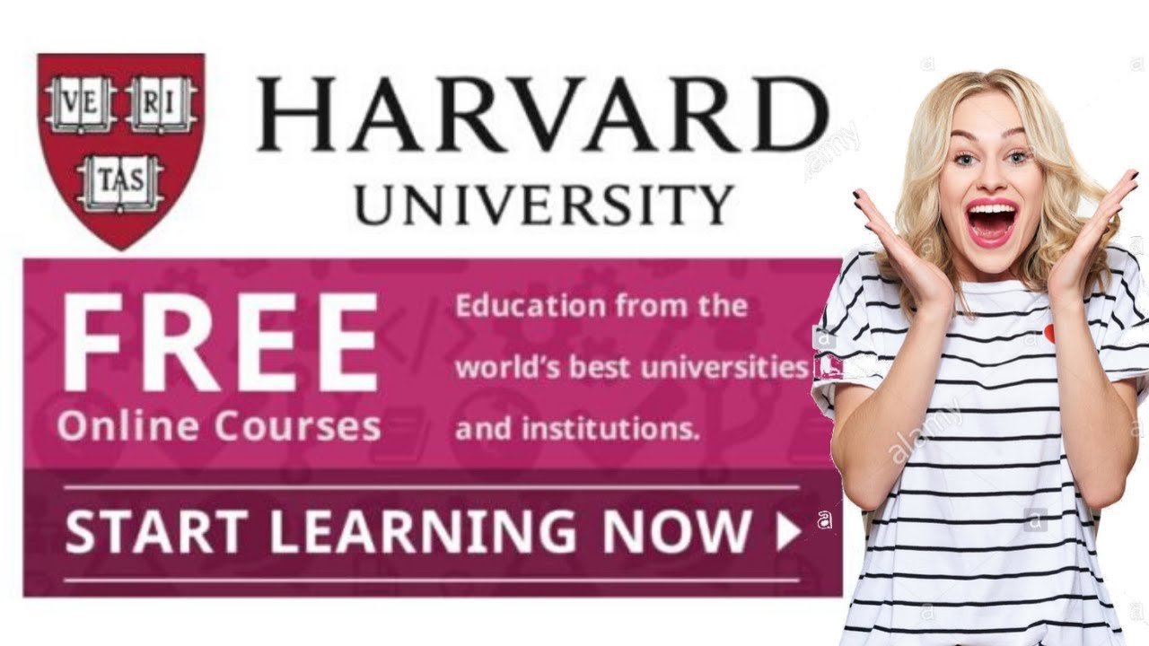 Harvard Free Courses | Free Online Courses from Harvard University| Harvard Free Online Courses 2020