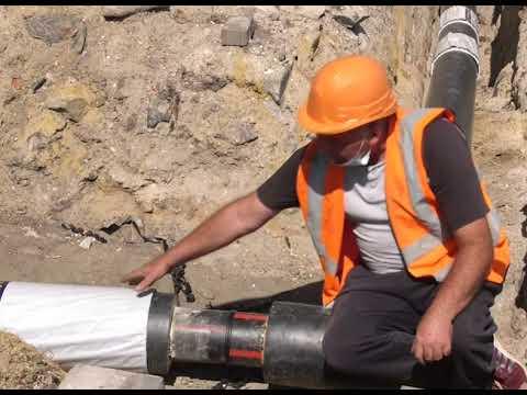 В этом году Квадра построит в Губкине 2 км циркуляционных трубопроводов