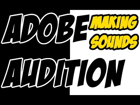 ADOBE AUDITION BEAT MAKER How to create Exclusive Samples  MUST WATCH!