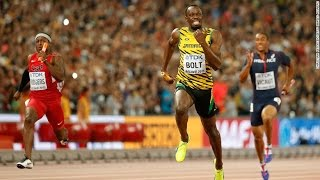 Usain Bolt - All Of Races | Rio Olympics 2016