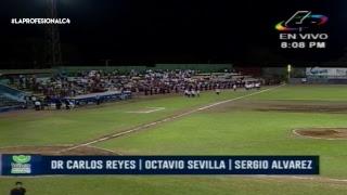 #EnVivo 3er juego de la final entre #LeónvsTigres en #LaProfesionalC4