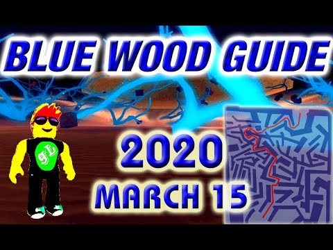 Lumber Tycoon 2 Blue Wood 2020 June 11 Youtube
