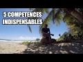 Les 5 compétences les plus importantes à developper pour réussir professionnellement