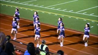OIA D1 Football Playoffs - Waianae High School Alma Mater  10-17-14