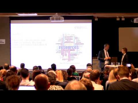4th EUA Funding Forum Plenary session – Funding trends in Europe