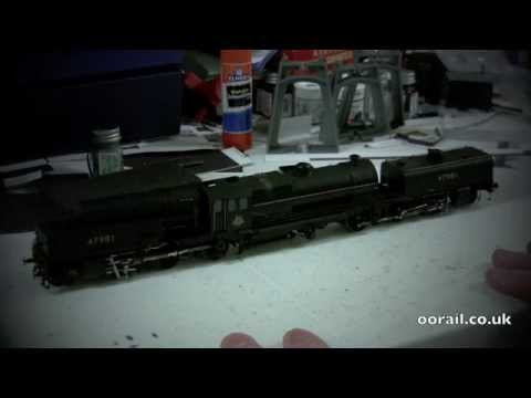 oorail.com | Hints, Tips and Repairs for the Heljan Beyer Garratt 2-6-0 0-6-2 Locomotive