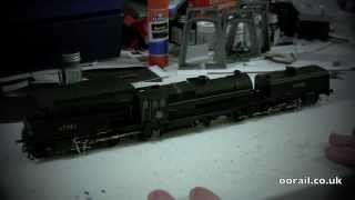 oorail.com | Hints, Tips and Repairs for the Heljan Beyer Garratt 2-6-0 0-6-2 Locomotive