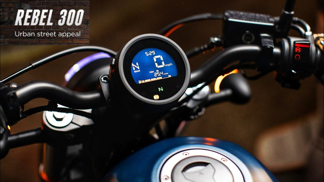 2020 Honda Rebel 300 BS6 Launching Soon in India | Price, Features & Launch Date | K2K Motovlogs