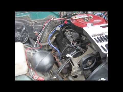 chevy s10 4 3 front differential vacuum cable converted to manual - youtube