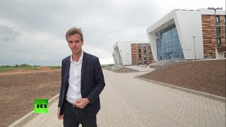 Город большого будущего: в Татарстане торжественно открыли Иннополис